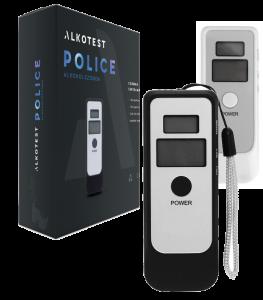 Police alkoholszonda - AlkoTest